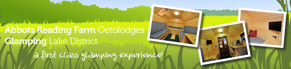 Octolodges - Abbots Reading Farm
